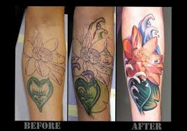 tattoo cover up on black skin how to cover up your old tattoo with a new tattoo design tatring