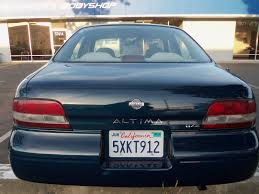 Nissan Altima 1999 - auto body collision repair car paint in fremont hayward union city