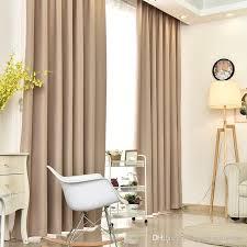 Black And Grey Curtains 2018 Silk Curtain Blackout Window Drapes Modern Window Treatments