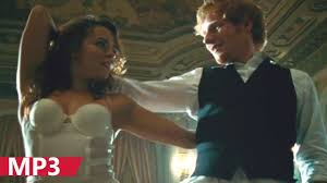 Wedding Dress Mp3 Ed Sheeran Thinking Out Loud Official Video Mp3 Download