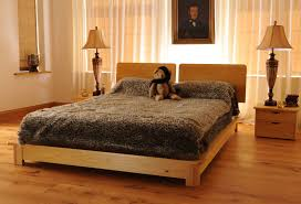 the tavy low level platform bed feelgood eco beds