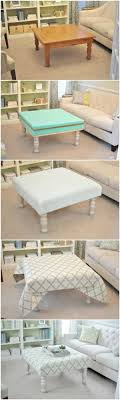 Padded Ottoman Furniture Awesome Padded Ottoman For Furniture Living Room Design
