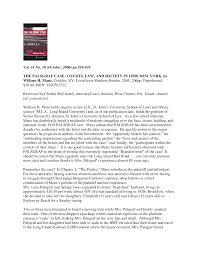 lexisnexis vs clear palsgraf v long island rr law case study