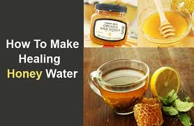 Does Lemon Water Make You Go To The Bathroom What Happens If You Drink Water With Honey On An Empty Stomach