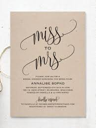 bridal invitation templates 17 printable bridal shower invitations you can diy bridal