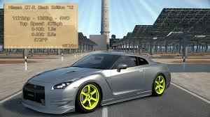 nissan gtr black edition gt6 nissan gt r black edition u002712 stats by gt4tube on deviantart