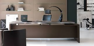 Desks Modern Modern Italian Executive Office Desks Athos By Ivm