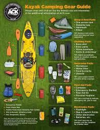 best 25 kayak cing ideas on kayaking outdoor gear