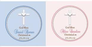 baptism favor tags christening favor tags baptism favor tags set of 12