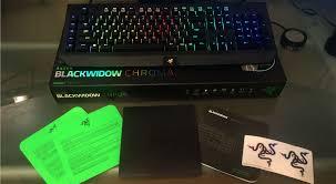 razer blackwidow chroma lights not working razer blackwidow chroma the best gaming keyboard for 2015