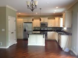 wall ideas for kitchen kitchen wall colors with brown cabinets and glamorous color oak