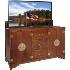Dynasty Kitchen Cabinets Tv Lift Cabinet At006468mich Dynasty 68