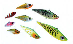 rapala lures rapala world news new storm doom bell vib and flutter stick glider