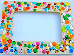 craft homemade for the holidays sequin frames u0026 ornaments and a