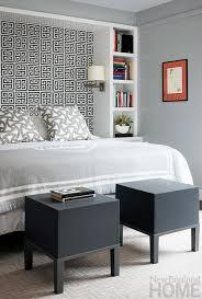Jonathan Adler Greek Key Wallpaper Contemporary Bedroom New - Jonathan adler bedroom