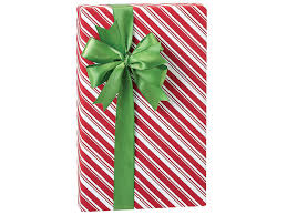 large rolls of christmas wrapping paper peppermint sticks wrap 30 x85 gift wrap cutter roll swpms85