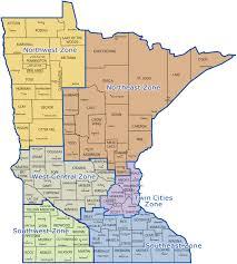 Map Minnesota Minnesota Electric Transmission Planning