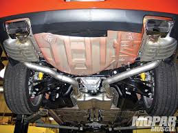 2008 dodge challenger srt8 slp performance aftermarket exhaust