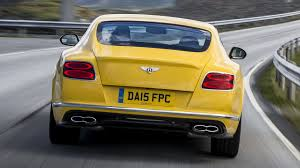 bentley yellow bentley continental gt v8 s 2015 wallpapers and hd images car