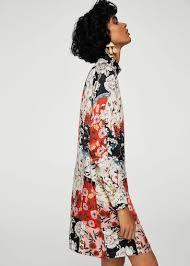 dresses for woman mango united kingdom