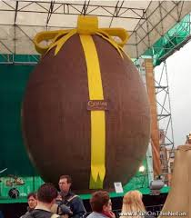 how much sugar is there in easter eggs mathspig