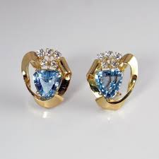 diamond earrings philippines earrings aquamarine pictures 2 amazing aquamarine earrings