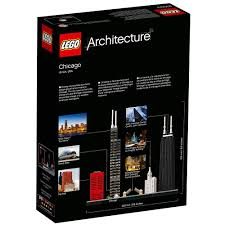 amazon com lego architecture chicago 21033 skyline building