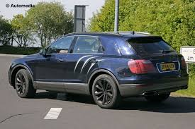bentley bentayga 2016 bentley bentayga suv pics specs and on sale date pictures 1