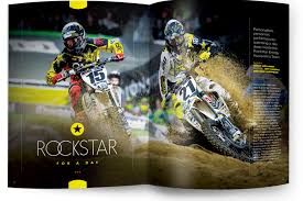 rockstar motocross helmets behind the scenes with rockstar energy husqvarna supercross