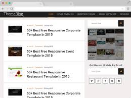 templates for blogger for software personal blog affiliate marketing html5 template