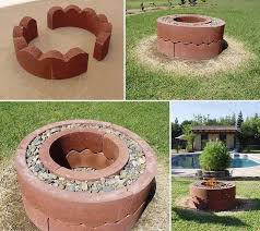How To Make A Fire Pit In Your Backyard by How To Make A Fire Pit 30 Diy Fire Pit Ideas And Tutorials For
