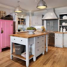 free standing kitchen island with breakfast bar traditional kitchen island ideas ideal home within freestanding