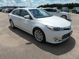 used 2015 toyota avalon limited grand island ne cornhusker toyota