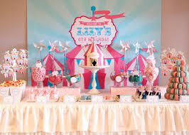 Carnival Themed Table Decorations Carnival Circus Themed Sweets Table That I Created For My