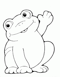 printable coloring pages frogs coloring