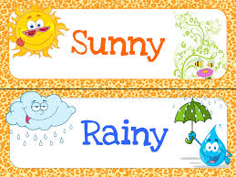 Weather Map Symbols Season Clipart Weather Chart Pencil And In Color Season Clipart