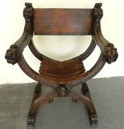 Savanarola Chair Antique X Frame And Savonarola Chairs Sold Antiques Atlas