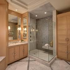 canada tile shower ideas mirror bathroom beach style with gray