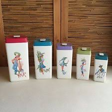 the 47 best images about retro kitchen canisters on pinterest