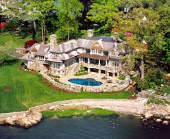 country homes stunning country waterfront estate in darien ct homes of