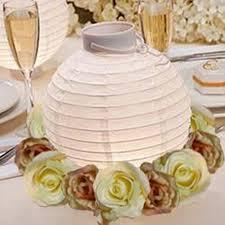 paper lantern centerpiece idea for wedding october pinterest