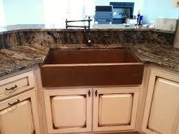 Cheap Copper Kitchen Sinks by Copper Apron Sink Ideas U2014 The Homy Design