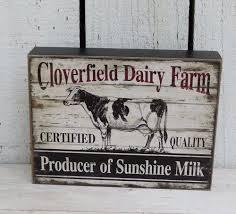 cow decor ebay