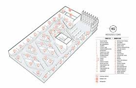 exploded floor plan iit college of architecture