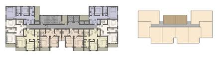 eight combined apartment building floor plan 7 3 case study of