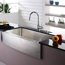kraus kitchen faucets kitchen fabulous kitchen faucets granite sink kraus stainless