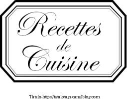 recette de cuisine a imprimer tatalo recettes de cuisine sans le logo scrapbooking fiches à