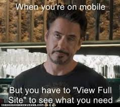 Mobile Meme - mobile first what does this means to you your business your