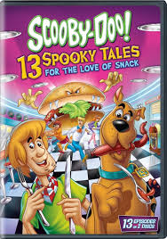 scooby doo 13 spooky tales love snack scoobypedia
