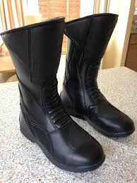 ladies motorcycle boots reduced akito monza ladies motorcycle boots in hawkinge kent